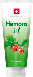 SwissMedicus Hemoro żel na hemoroidy 200 ml