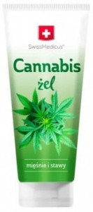 SwissMedicus Cannabis żel 200 ml
