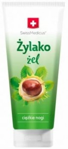 SwissMedicus Żylako żel 200 ml